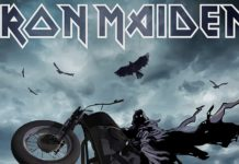 Iron Maiden The Writing On The Wall Header