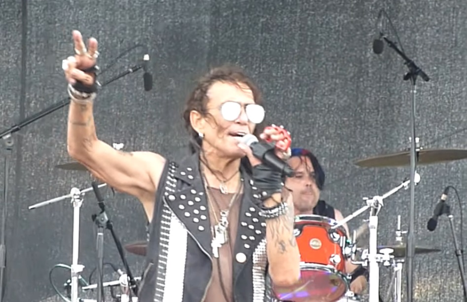 Stephen Pearcy 2021
