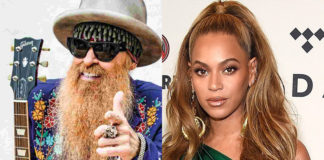 Billy Gibbons Beyonce