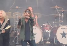 Vince Neil Indiana State Fair
