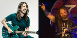Dave Grohl Darin Wall