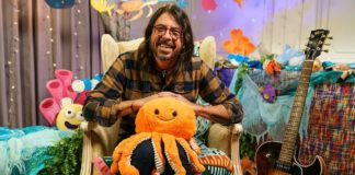 Dave Grohl Cbeebies