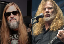 James LoMenzo Dave Mustaine