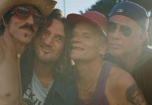 Red Hot Chili Peppers New Album Almost Done