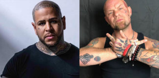 Tommy Vext Ivan Moody